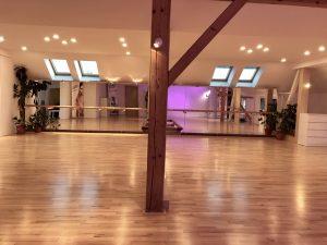 Tanečný priestor