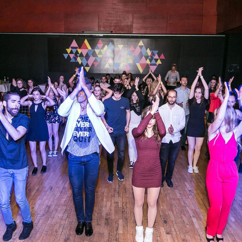 Tanečné štúdio